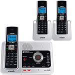 VTech LS6125-4 Cordless Phone  Answering Machine  Caller ID  Speakerphone