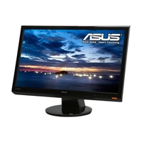 Asus VH232H Black 23  Widescreen LCD Monitor  1920x1080  5ms  DVI  HDMI
