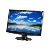 Acer H243Hbmid Black 24  Widescreen LCD Monitor  1680x1050  2ms  DVI  HDMI