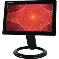 DoubleSight DS-90UC Black 9  Widescreen LCD Monitor w  Webcam