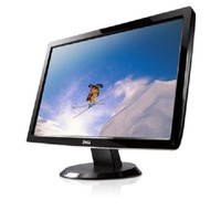 Dell ST2310 Black 23  Widescreen LCD Monitor  1920x1080  5ms  DVI  HDMI