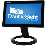 DoubleSight DS-70U Black 7  Widescreen LCD Monitor
