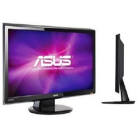 Asus VH222H-P Black 21 5  Widescreen LCD Monitor