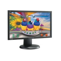 ViewSonic 24  VG2427WM Widescreen LCD Monitor with Speakers
