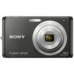 Sony DSC-S2100 Black Cyber-Shot Digital Camera - DSC-S2100 B