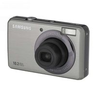 Samsung SL202 Gray Digital Camera