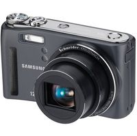 Samsung HZ15W Gray Digital Camera  12 2MP  10X Opt  MMCplus SDHC Card Slot