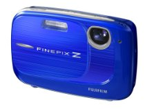 Fujifilm FinePix Z37 Digital Camera  10MP  3x Zoom  Blue