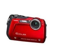 Casio Exilim EX-G1 Red Digital Camera