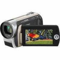 Panasonic SDR-S26 SD Camcorder  70X  2 7  LCD- Champagne Gold