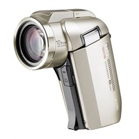 Sanyo Xacti VPC-HD2000 SDHC Card HD Camcorder  10x Op  10x Dig  2 7  LCD