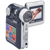 DXG DXG-506V 30MB Hard Drive Camcorder  4x Dig  1 7  LCD