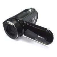 Samsung HMX-H105 Compact Full HD Camcorder  10x Zoom  Black
