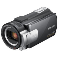 Samsung HMX-S10 Digital Camcorder- Black   15X  1080P out  3 5  TP  WiFi