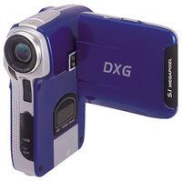 DXG DXG-563VK 16GB Flash Drive Camcorder  4x Dig  2 4  LCD
