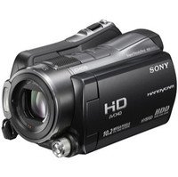 Sony Handycam HDR-SR12 120GB Camcorder  12x Opt  150x Dig  3 2  LCD