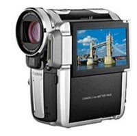 Canon HV-10 HDV Camcorder  2 96MP  10x Opt  200x Dig  2 7  LCD