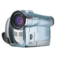 Canon Elura 80 MiniDV Digital Camcorder  1 33MP  18x Opt  360x Dig  2 5  LCD