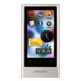 Samsung P3 32GB MP3 Player - Silver