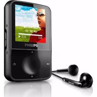 Philips GoGear 4 GB Vibe MP3 Video Player with 1 5-Inch Color Screen