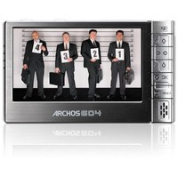 Archos 604 30 GB Portable Media Player -   Silver