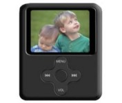 Samsonic iSonic Snapbox X25 2GB MP3-4 and Video Player - Black