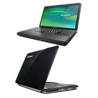 Lenovo G550 Notebook - Pentium T4400 2 20 GHz - 15 60 - Matte Black - 4 GB DDR3 SDRAM - 250 GB HDD - DVD-Writer - Fast Ethernet  Wi-Fi - Windows 7 Home Premium x64