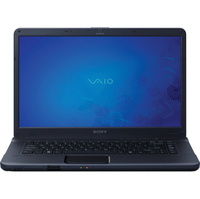 Sony VAIO VGN-NW320F B Notebook  2 2GHz   Intel Core 2 Duo Mobile T6600  4GB DDR2  320GB HDD  DVD  RW DL  Windows 7 Home Premium  15 5  LCD