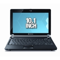 Gateway LT2023u Netbook - Intel Atom  N270 1 6GHz 1GB DDR2 160GB HDD 10 1 WSVGA Windows 7 Starter 3-