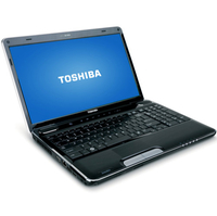 Toshiba Satellite A505-S6030 Coe i7-720QM 1 6GHz 4GB 500GB DVD SM bgn NIC WC 16  TB HD W7HP64 Black