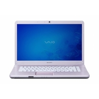 Sony VAIO VGNNW330F P 15 5 Laptop  Intel Core 2 Duo T6600 2 20GHz  4GB  500GB HDD  HDMI Output  802 11n  Webcam  Windows 7 Home Premium x64  Pink