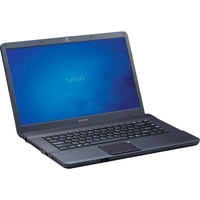 Sony VAIO R  VGN-NW360F B 15 5  Notebook PC - Black