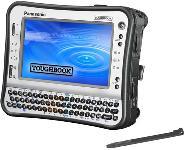 Panasonic Toughbook U1 Tablet PC  1 33GHz Intel Atom Z520  1GB DDR2  16GB SSD  Windows XP Pro  5 6  LCD