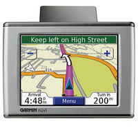 Garmin nuvi 350 GPS - Asian American  City Vehicle  3 5   LCD