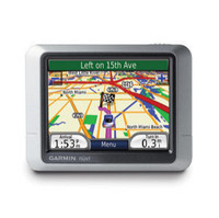 Garmin nuvi 200 GPS - Asian American  Pedestrian Vehicle  3 5  LCD