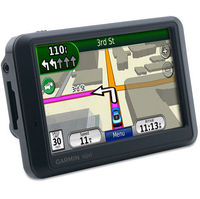 Garmin Nuvi 265t Gps With Dash Mount And Vent Mount Bundle