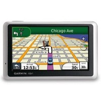 Garmin nuvi 1350T 4 3 GPS - Text to Speech - Lane Assistance - Lifetime Traffic - Refurbished