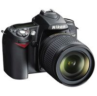 Nikon D90 Digital Camera with 18-105mm lens