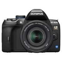 Olympus E-620 Digital Camera with 14-42mm and 40-150mm lenses
