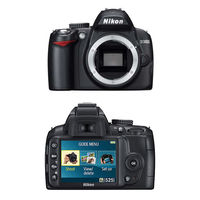 Nikon D3000 Body only Digital Camera
