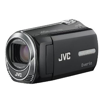JVC GZ-MS230 Camcorder  Black