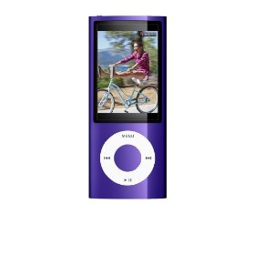 Apple iPod nano 5th Generation Blue  8 GB  MP3 Player