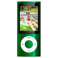 Apple iPod nano 5th Generation Green  16 GB  MP3 Player