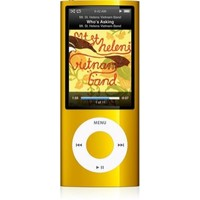 Apple iPod nano 5th Generation Yellow  16 GB  MP3 Player