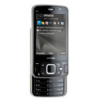 Nokia N96  16 GB  Cell Phone