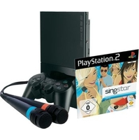 Sony PlayStation 2 SingStar Pack Console