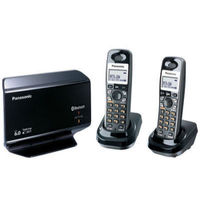 Panasonic KX-TH1212 1 9 GHz Twin 1-Line Cordless Phone