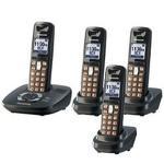 Panasonic KXTG6434T 1-Line Cordless Phone