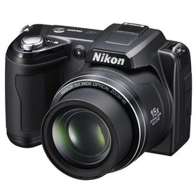 Nikon Coolpix L110 Digital Camera  Black