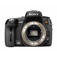 Sony Alpha DSLR-A500 Body only Digital Camera
